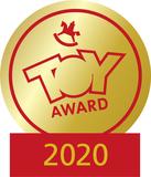 Die Kugelbahn Ritterburg von goki gewinnt den ToyAward 2020 in der Kategorie PreSchool