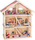 Ausgezeichnet: das große goki-Puppenhaus