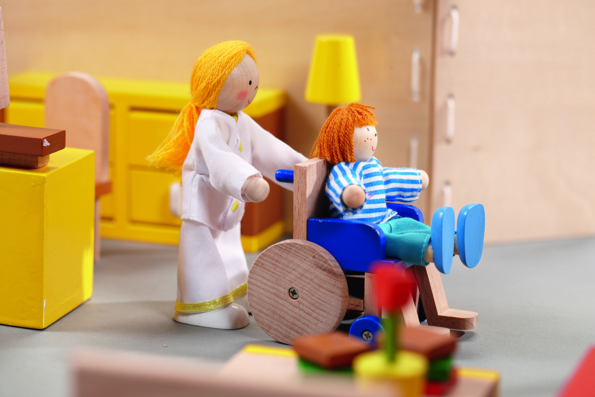 goki Puppen Krankenhaus: Nominiert zum Spielzeug des Jahres