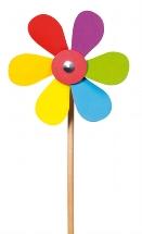 Windmill, flowershape