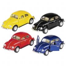 Volkswagen Käfer (1967), Spritzguss, 1:32, L= 13 cm