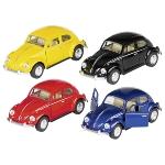 Volkswagen Classical Beetle (1967), die-cast, 1:32, L= 13 cm