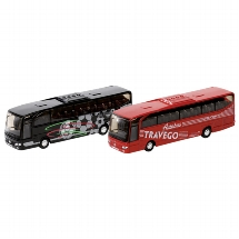MB Travego - coach, die-cast, 1:60, L= 18 cm