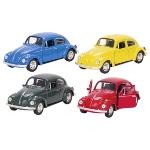 VW Classical Beetle (1960), die-cast, 1:34, L= 12 cm