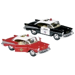 Chevrolet Bel Air (1957), die-cast, 1:40, L= 12,7 cm