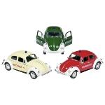 Volkswagen Classical Beetle, die-cast, 1:34-39, L= 12 cm