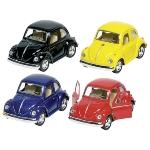 Volkswagen Classical Beetle (1967), die-cast, L= 10 cm