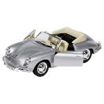 Porsche 356B Cabriolet, Spritzguss, 1:24, L= 18 cm