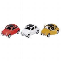 Fiat Nuova 500, die-cast, 1:34-39, L= 10,8 cm