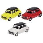 Mini Cooper 1300, die-cast, 1:60, L= 6,7 cm