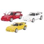 Porsche 964 Turbo, Spritzguss, 1:37, L= 11,5 cm