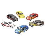 Sport Cool Car, light and sound, die-cast, L= 15 cm