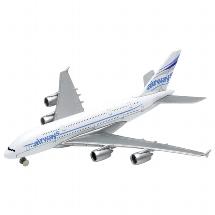 Flugzeug, Spritzguss, L= 14,5 cm