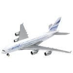 Airplane, die-cast, L= 14,5cm