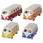 Volkswagen Classical Bus (1962), die-cast,1:32, L= 13,5 cm