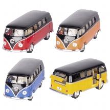 Volkswagen Classical Bus (1962), 1:32, L= 13,5 cm