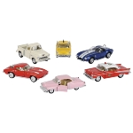 Oldtimer Collection, die-cast, 1:32-43, L= 12,5-13 cm