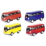 Volkswagen Classical Bus (1962), die-cast,1:64, L= 6,5 cm