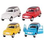Renault 4, Spritzguss, 1:34, L= 11,5 cm