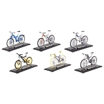 Bicycles, die-cast, 1:10, L= 18 cm