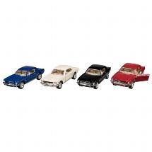 Ford Mustang (1964), Spritzguss, 1:36, L= 13 cm