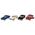 Ford Mustang (1964), Spritzguss, 1:36, L= 13 cm