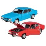 Ford Capri (1969), die-cast, 1:24, L= 17,5 cm