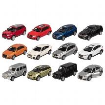 Power-Set SUV, die-cast