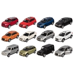 Power-Set SUV, die-cast