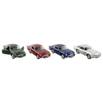 Aston Martin DB5 (1963), die-cast, 1:38, L= 12,5 cm