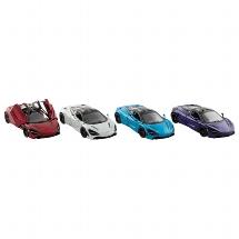 McLaren 720S, die-cast, 1:36, L= 12,5 cm