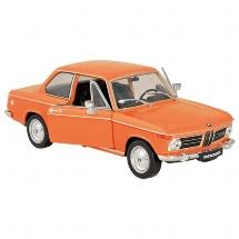 BMW 2002ti, en métal, 1:24, L= 17,5 cm