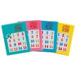Kunststoffschiebepuzzle Nummern
