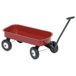 Pull-along cart