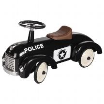 Rutscherfahrzeug Police