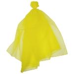 Juggling scarf, yellow