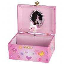 Music box unicorn