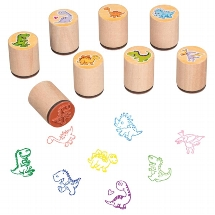 Stamps dinosaur