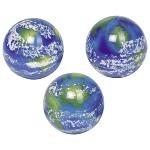 Bouncing ball - earth