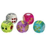 Bouncing ball - dice