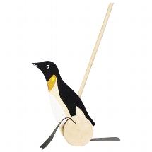 Penguin, push-along animal