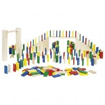 Rallye des dominos, sac en coton