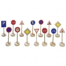 Traffic signs assortment I