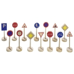 Traffic signs assortment I