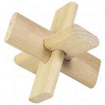 The cross, puzzle