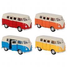 VW T1 Bus (1963), die-cast, 1:37, L = 11,5 cm