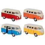 Volkswagen T1 Bus (1963), Spritzguss, 1:37, L = 11,5 cm