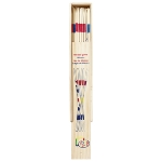 Mikado game, large in wooden box