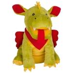 Hand puppet dragon Ricuh