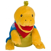 Hand puppet turtle Lisi